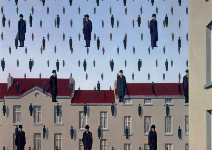 by René Magritte - 1953